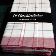 Geschirrtuch - Baumwolle - 50 x 70 cm